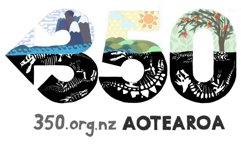 Help 350 Aotearoa fight climate change!