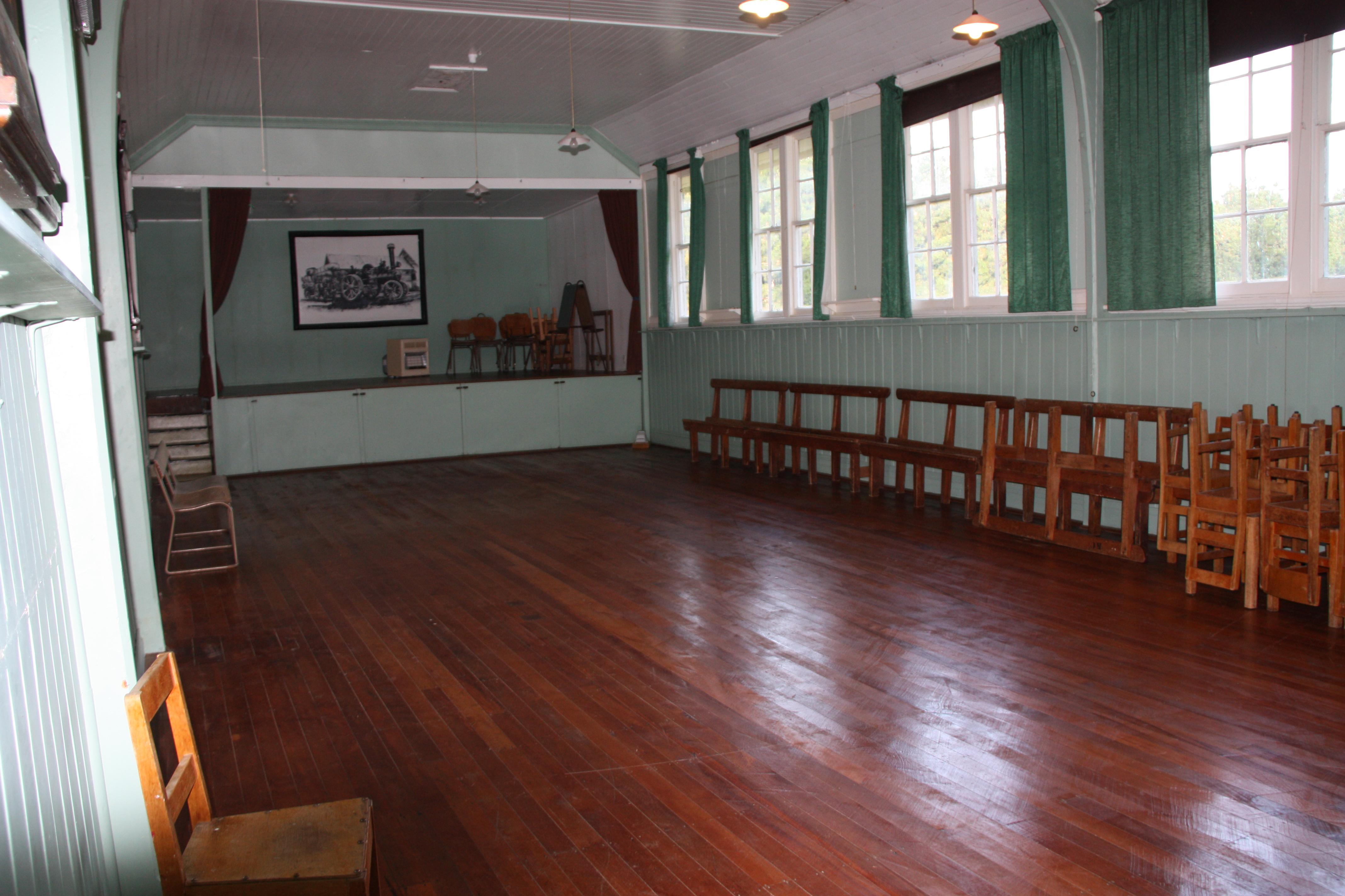 Waituna Creek Community Hall